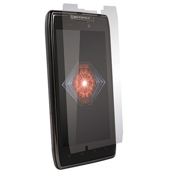 Motorola Droid RAZR/MAXX High Quality, Matte Screen Protector (Two-Piece Set)