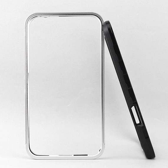 Samsung Galaxy Note II 5.5 Metallic Bumper Frame Case