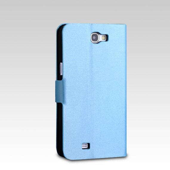 """Galaxy Note II 5.5"""" Silky Delight Flip Case"""