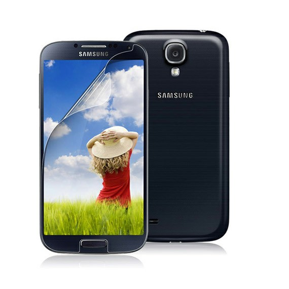 Galaxy S4 Matte Screen Protector (Two-Piece Set)