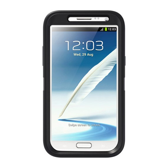 GALAXY Note 2 Otterbox Defender Series Case