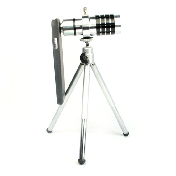 Galaxy S4 12X Optical Telescope Lens Kit