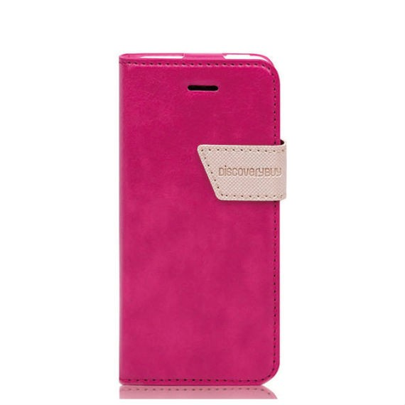 Leather Wallet Flip Case Cover for Apple Iphone 5/5s