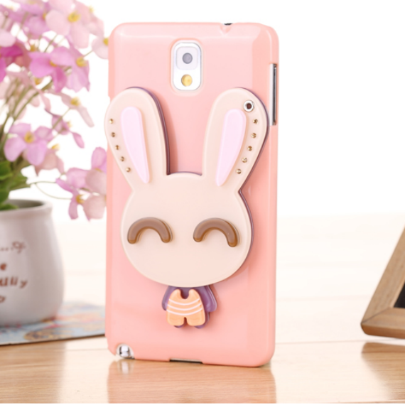 Lovely Rabbit  Case for Samsung Note III