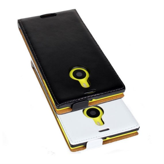 Nokia Lumia 1520  Executive Leather Flip Case