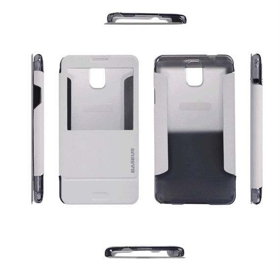 Samsung Note 3 Case Protective S View Cover