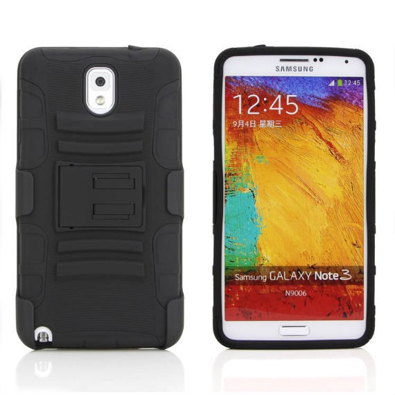 Samsung Note 3 Case with Stand