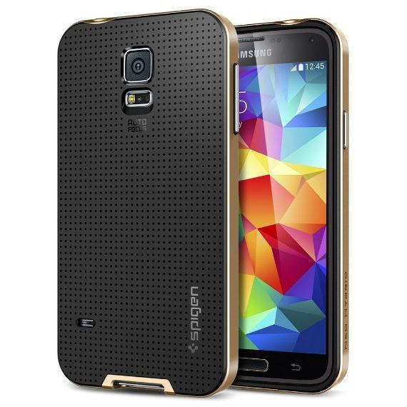 Spigen Samsung Galaxy S5 Case Protective