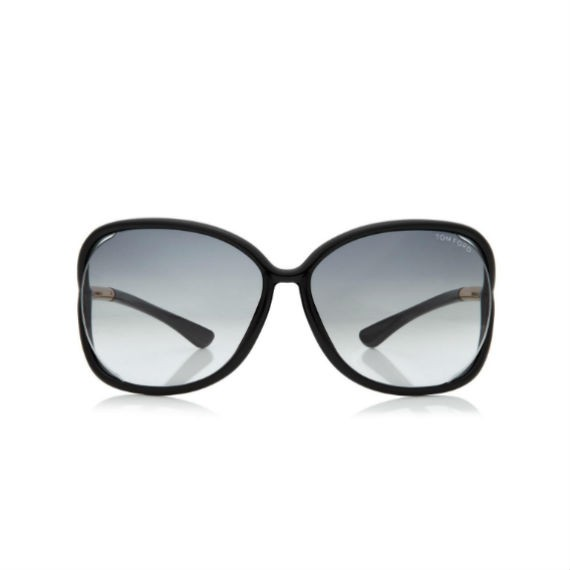 TOM FORD RAQUEL SQUARE SUNGLASSES