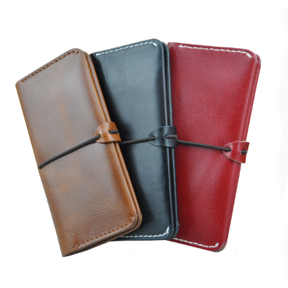 Samsung Galaxy S5 Leather Slip in Case