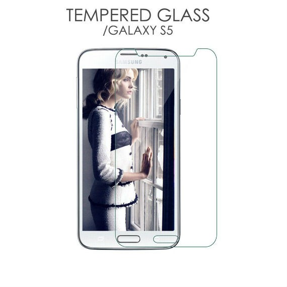 Samsung Galaxy S5 Tempered Glass Screen Protector