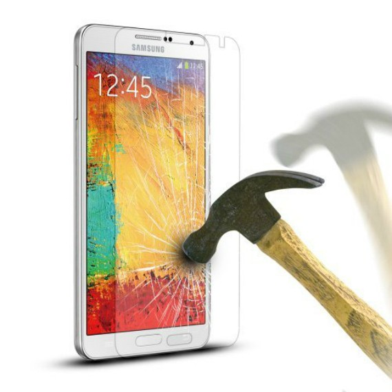 Tempered Glass Screen Protecto for Samsung Galaxy Note 4