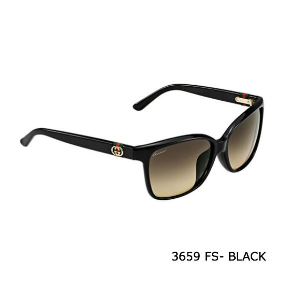 GUCCI GG 3659/F/S ASIAN FIT SUNGLASSES