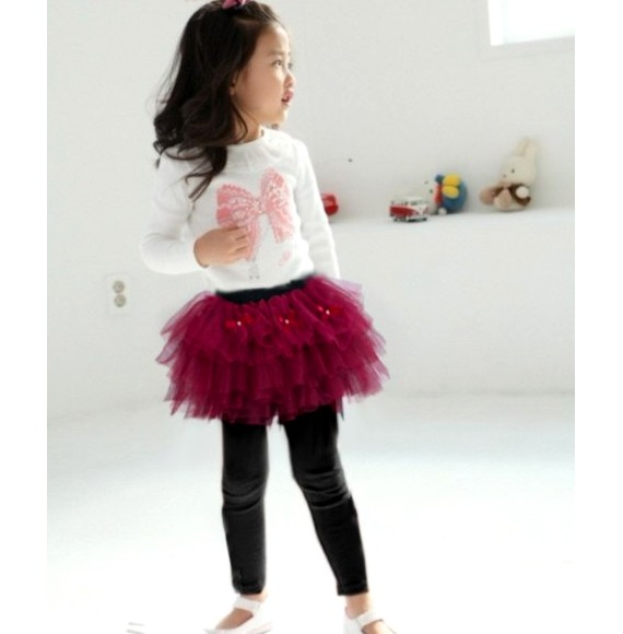 Ballet Leggings for Kids