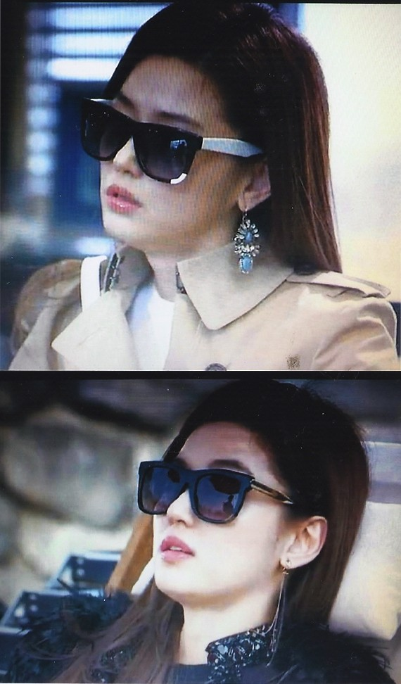 Deeki Handmade Retro Sunglasses( As seen in used in Korea