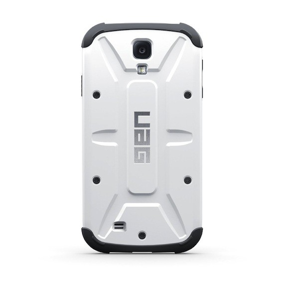 Urban Armor Gear Composite Case with Screen Kit for Samsung Galaxy S4