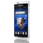 Sony Xperia arc S LT18i International Version Unlocked GSM Phone with Clear Screen Protector Set