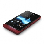 Sony Xperia sola MT27 Unlocked GSM Phone with Clear Screen Protector Set