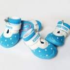 Polka Dot Doggy Sport Shoes