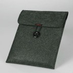 Envelope Style Wool Felt Sleeve Case  for iPad 2