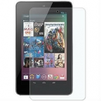 Google Nexus 7 High Quality, High Definition Screen Protector (Two-Piece Set)