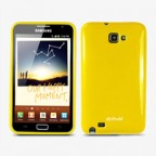 Samsung Galaxy Note i9220 Glittering Powder Candy Shell