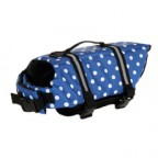Polka Dot Doggy Life Jacket