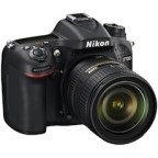 Nikon D7100 with 16-85mm VR Kit Set
