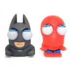 Squeeze Superhero Stress Ball with Pop-out Eyes