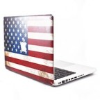 Apple Cutout Protective Decal Vinyl Skin Sticker for Apple MacBook 13.3-Inch
