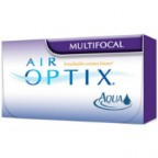 5 x 3 Lenses Air Optix Aqua Multifocal - Monthly Wear