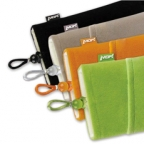 Flannel iPhone 4/ 4S Pouch with Card Slot