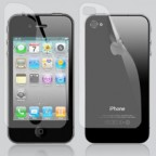 iPhone4/4s  Full Body Front & Back Protector Films