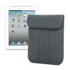 """10"""" Neoprene Sleeve Bag for The new iPad / iPad2"""