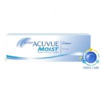 Acuvue 1 Day Moist - Daily Wear - 30 Lenses
