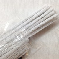 1 Pack (50pcs Intensive Cotton Tobacco Smoking Pipe Cleaning Tool Cleaners)