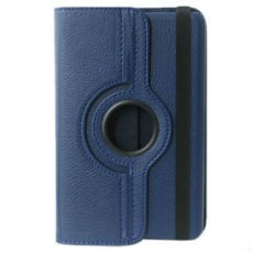 Amazon Kindle Fire - 360° Rotating Leather Cover Stand