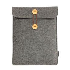 Kindle Touch Document Style Wool Felt Sleeve