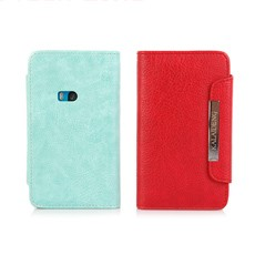 Nokia Lumia 920 Leather Wallet Case