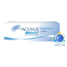 Acuvue 1 Day Moist for Astigmatism - Daily Wear - 30 Lenses