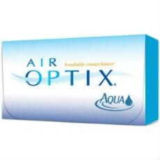 Air Optix Aqua - Monthly Wear - 6 Lenses