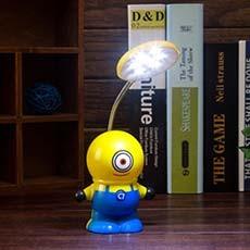 Rechargeable Minion Desk Lamp