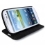 Korean Samsung Galaxy S3 i9300 360 Degree Rotatable Sleek Leather Case Stand