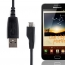 USB Charging Cable for Samsung Galaxy Note i9220 / N7000