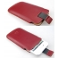 Simple, elegant Protective Leather Sleeve Case for iPhone 4/4S 3G/3GS