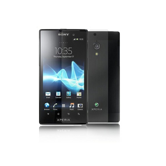 Anti-glare Clear Screen Protector for Sony Xperia Ion LT28i