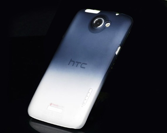 HTC One X Ultra Thin Matte Case in Gradient Colours