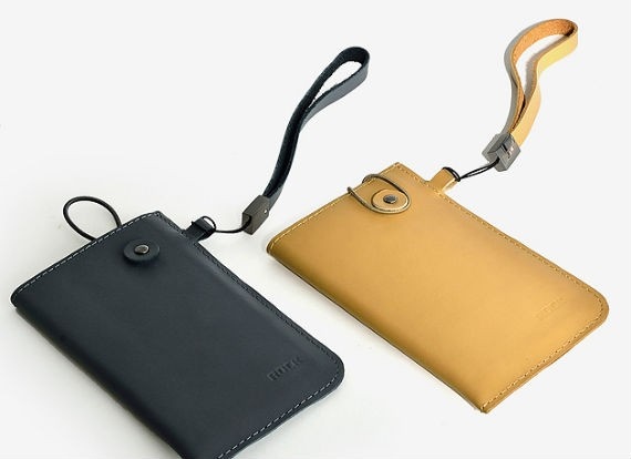 Sony Xepria ion LT28i Genuine Italy Leather Pouch Design for Simple Elegance
