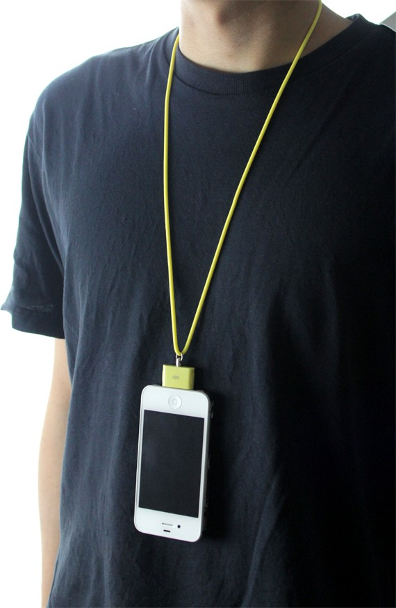 Dock Connecting Neckstrap for iPod / iPhone
