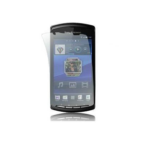 Sony Ericsson Xperia Play Z1i R800i Crystal Clear Screen Protector